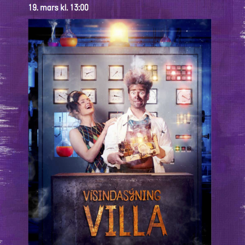 Vísindasýning Villa